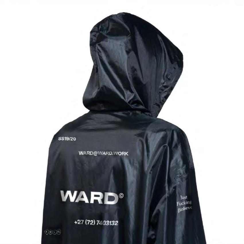 Ward Rain Parker