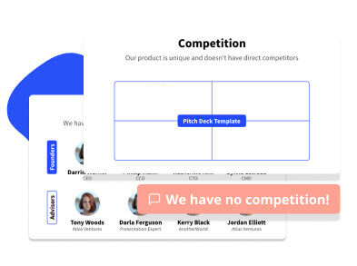 Common Mistakes in Pitch Deck Slides