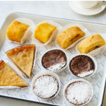 Boîte de 9 gâteaux sans gluten