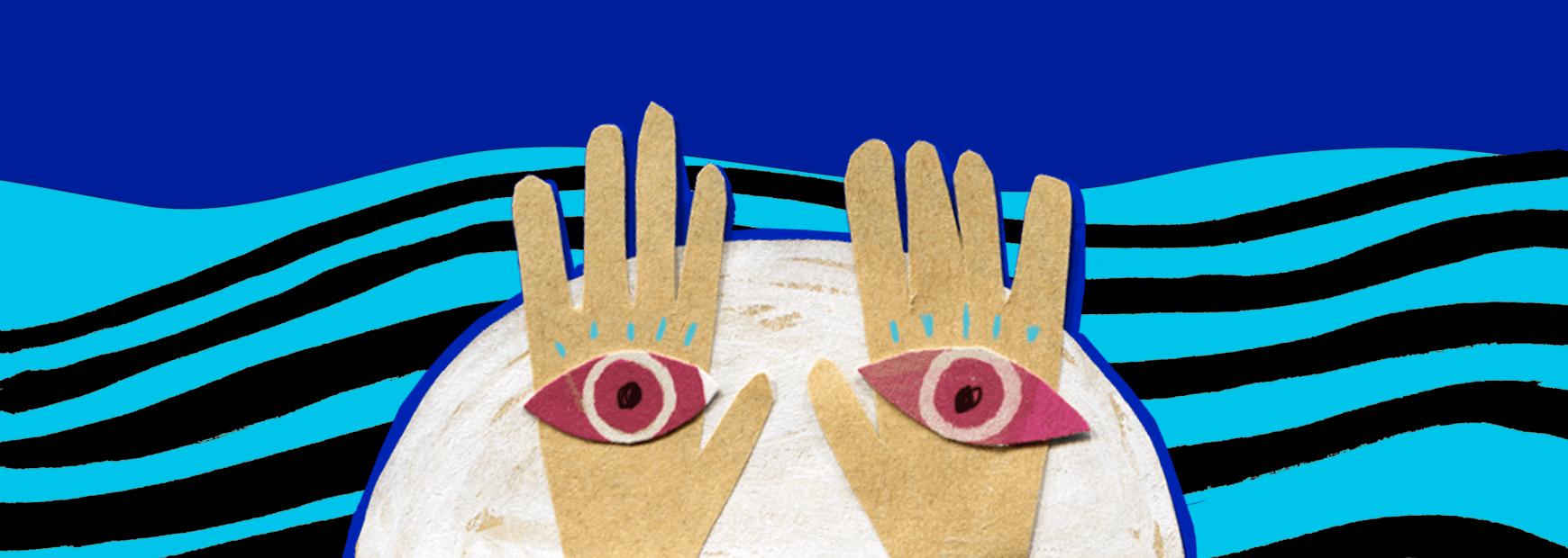 Ilustración para representar la intuición