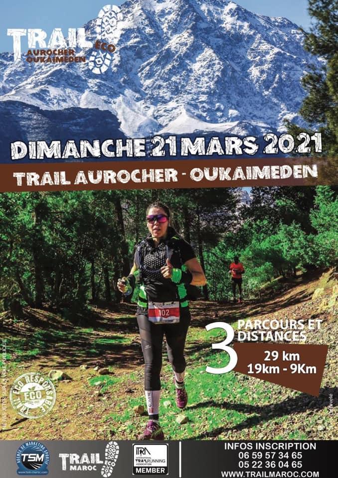 Affiche trail 2021