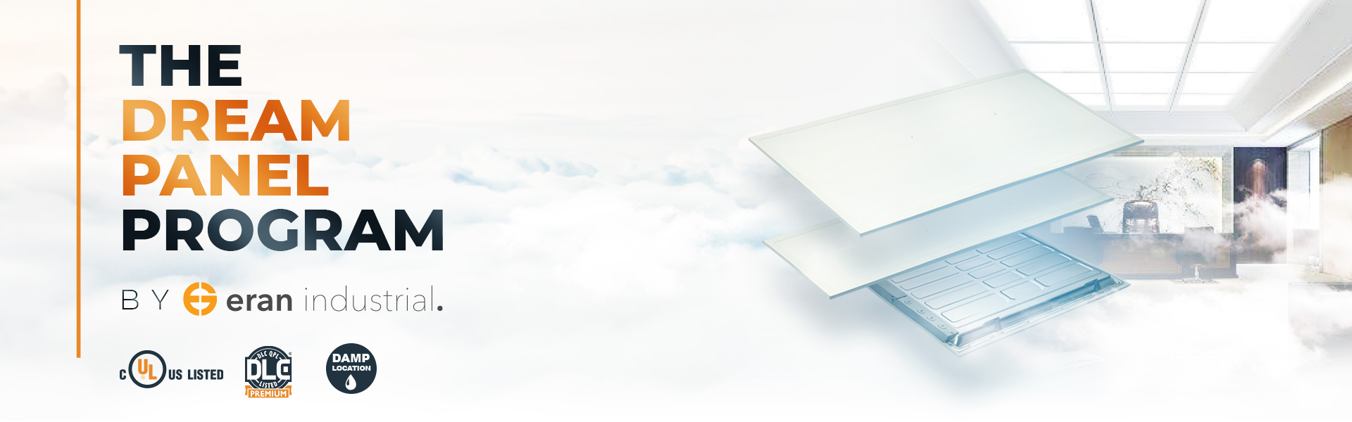 Dream Panel Header