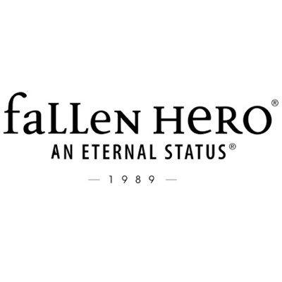 Fallen Hero Logo