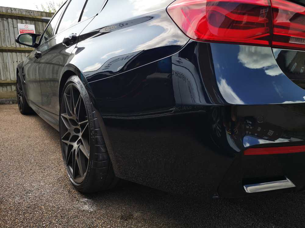 BMW Completed Bumper