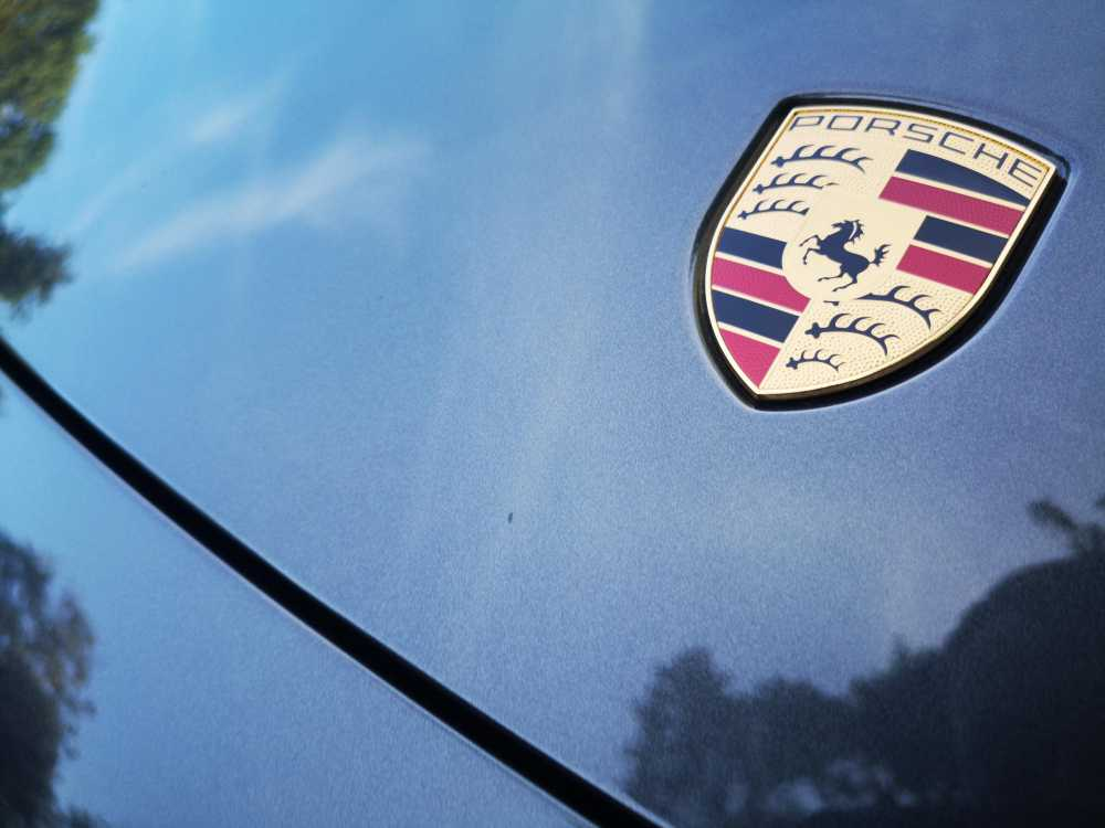 Porsche Stonechip