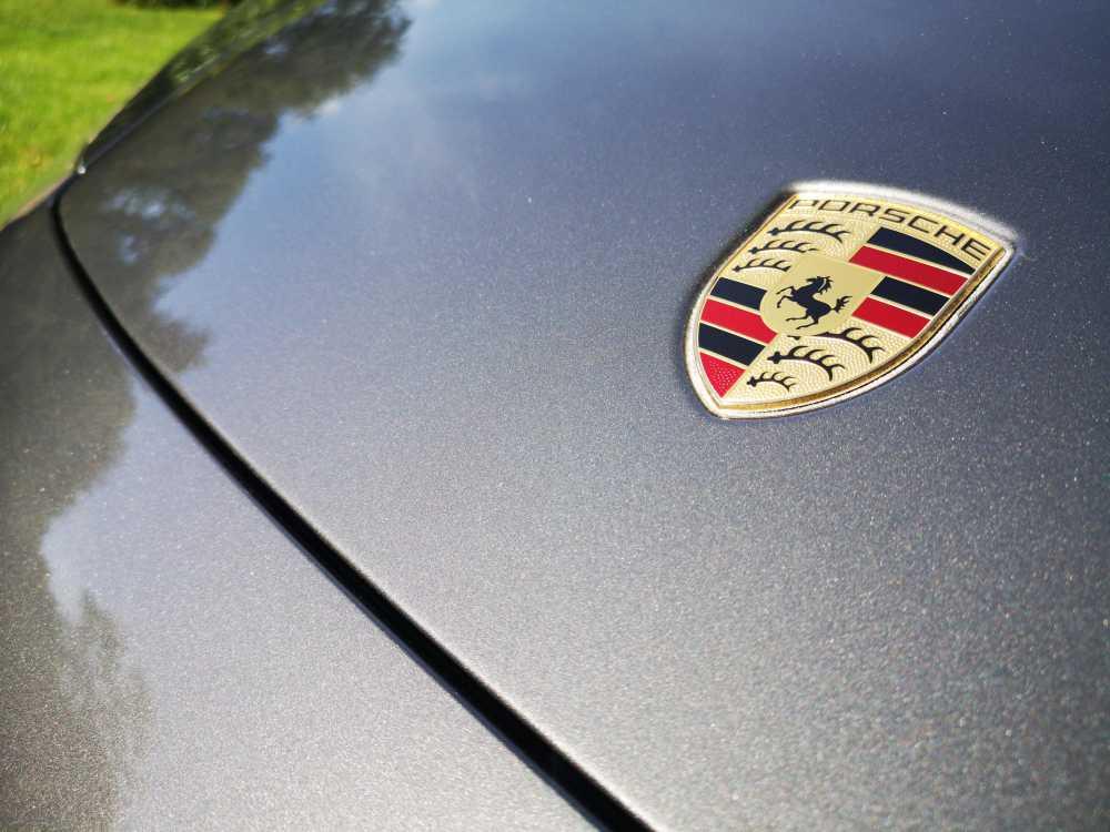 Porsche Stonechip Complete