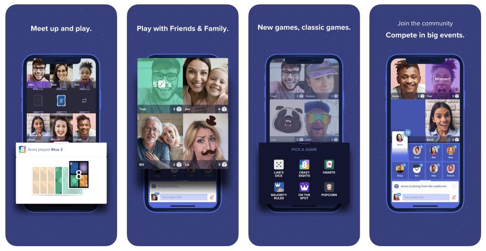 pop.in app screenshots