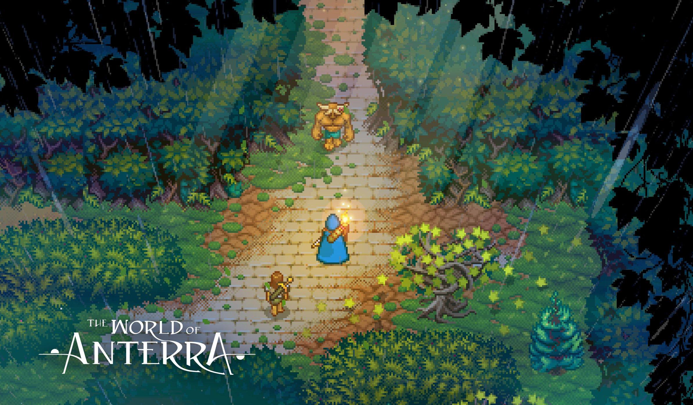 The World of Anterra