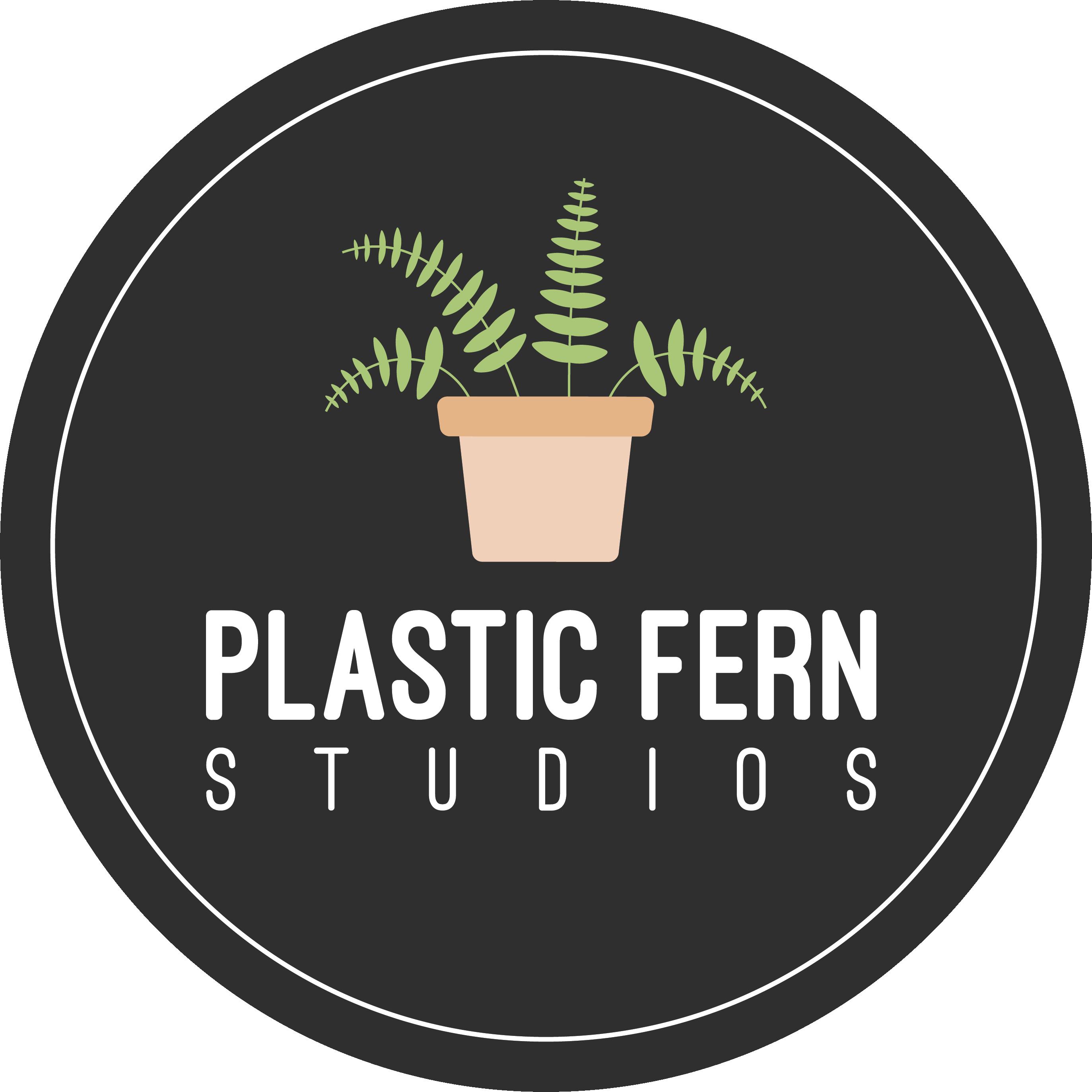 Plastic Fern
