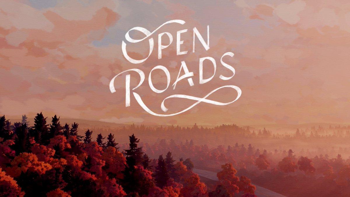 Open Roads Key Art