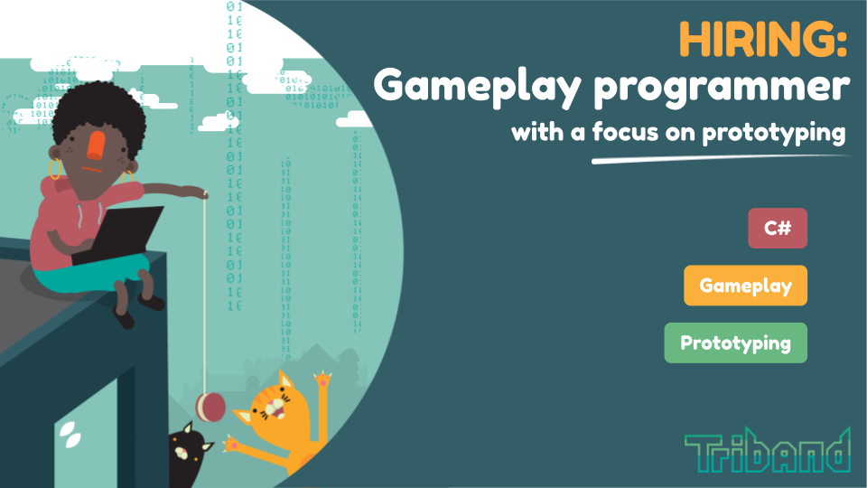 gameplay programmer