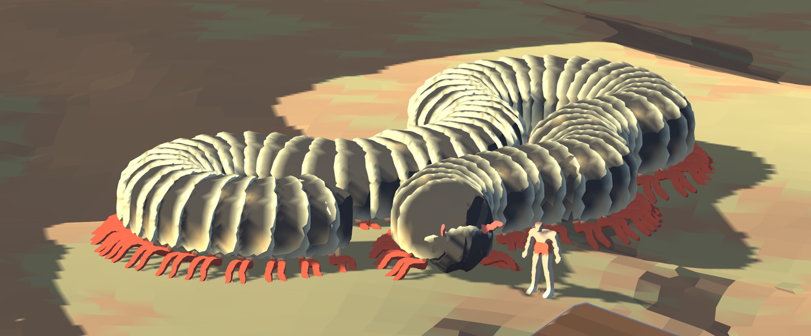 Large Scale Enemies