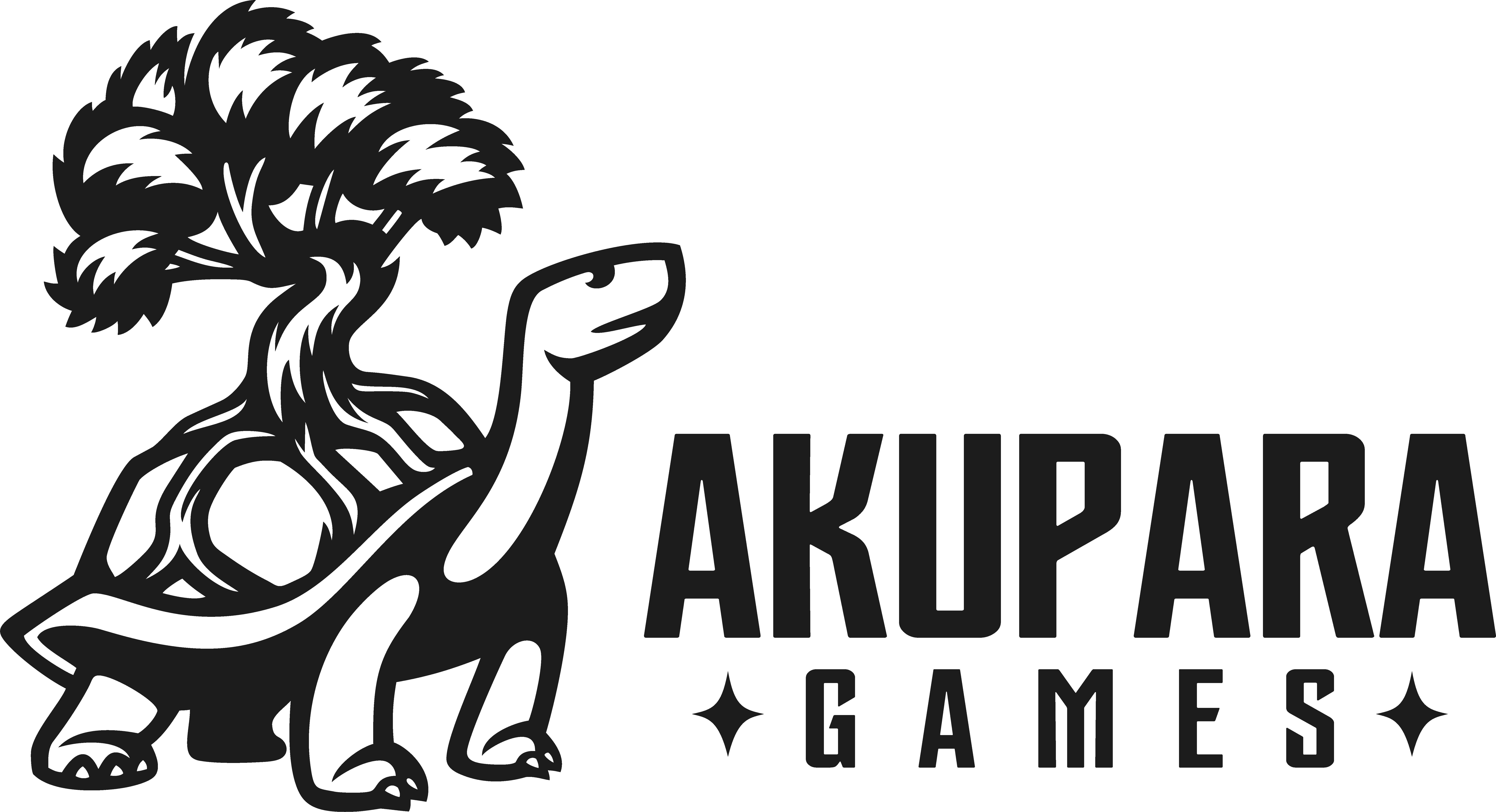 akupara horizontal logo