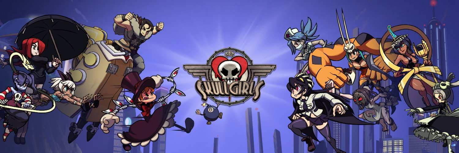 Skullgirls mobile banner