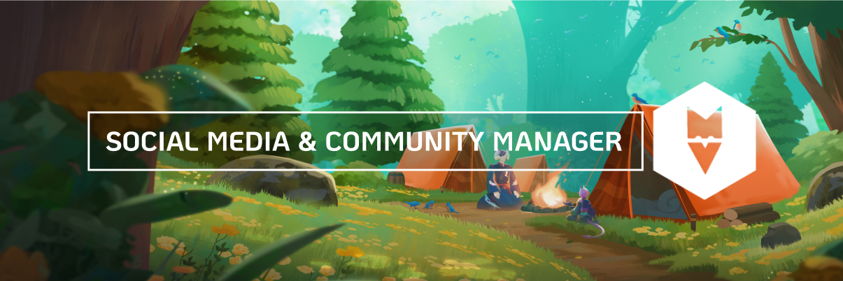 multiverse social media and community manager banner