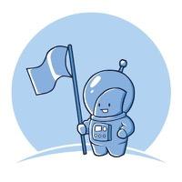 Puny Astronaut
