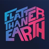 Flatter Than Earth