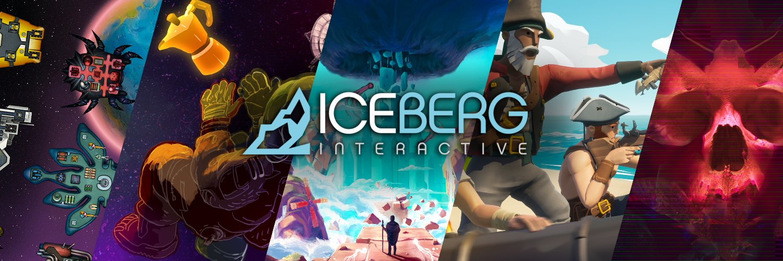iceberg interactive banner
