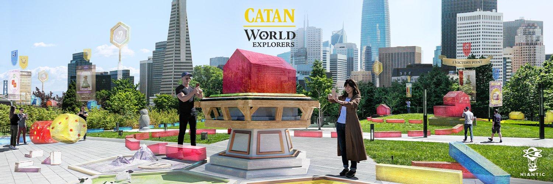 Catan World Explorers banner