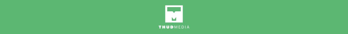 Thud Media Banner