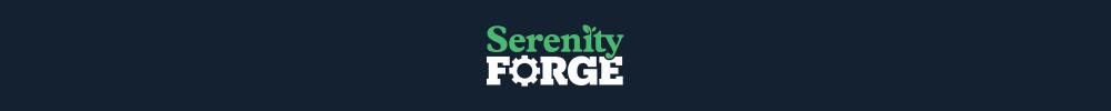 serenity banner