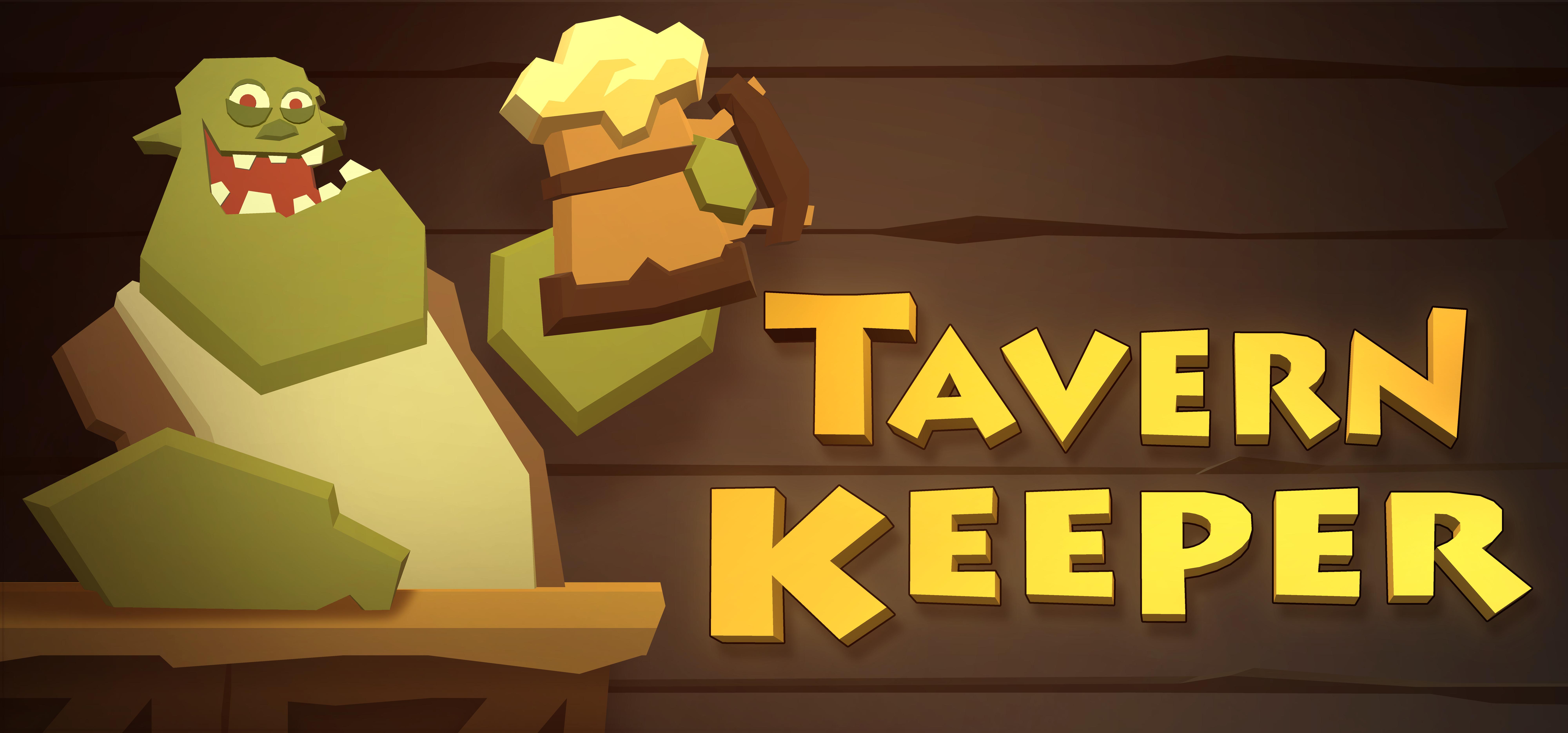 tavern keeper key art