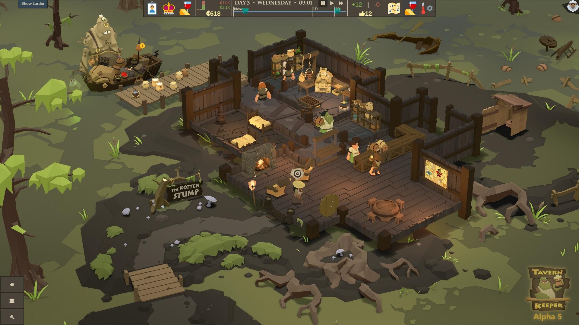 Tavern Keeper screenshot
