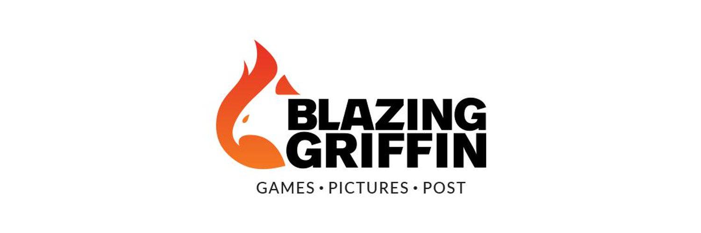 blazing griffin banner