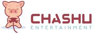 chasu entertainment pig logo