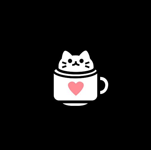 kitten cup studio logo
