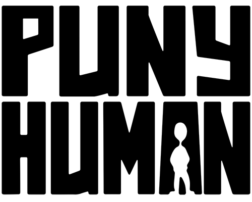 puny human logo