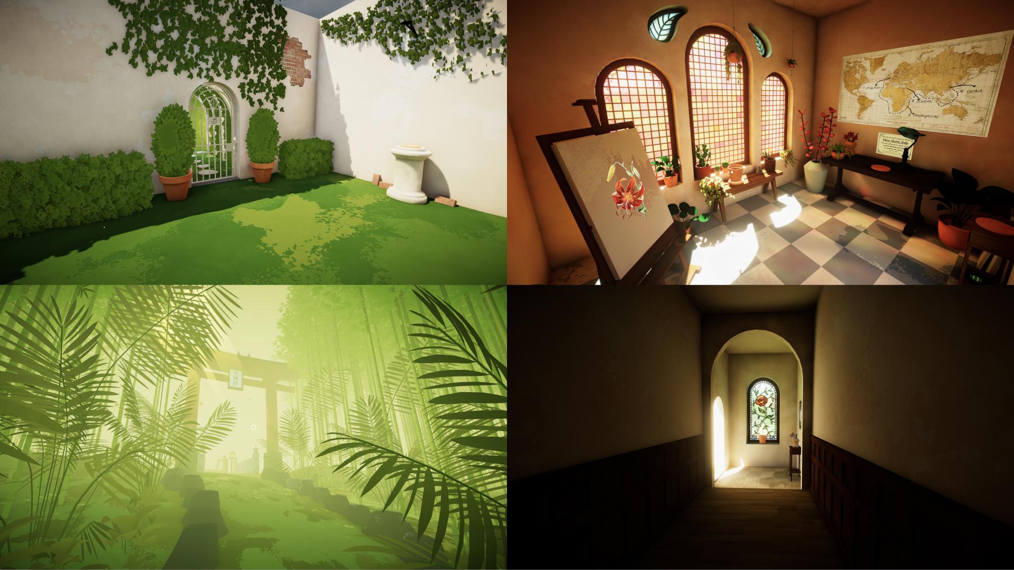 Botany Manor Screenshots