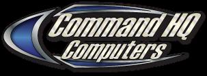 command hq computers logo