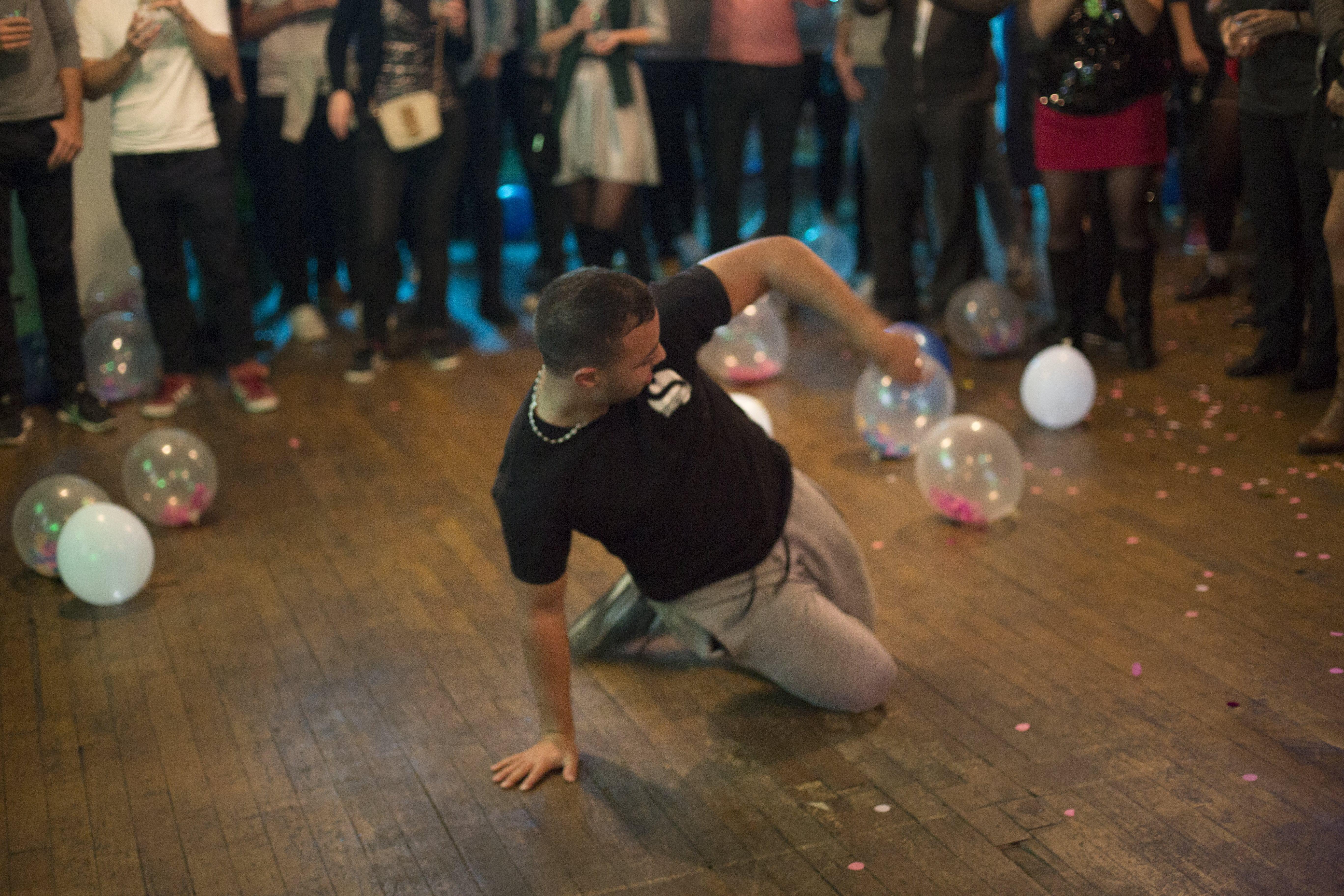 Show breakdance pour événement Paris Streetsmile
