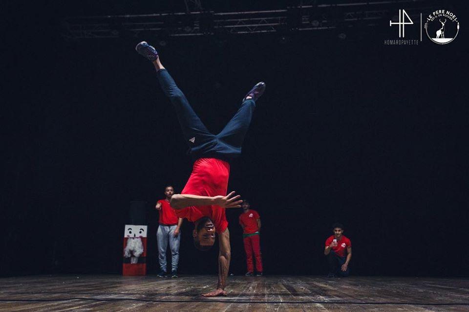 show breakdance événementiel - Streetsmile