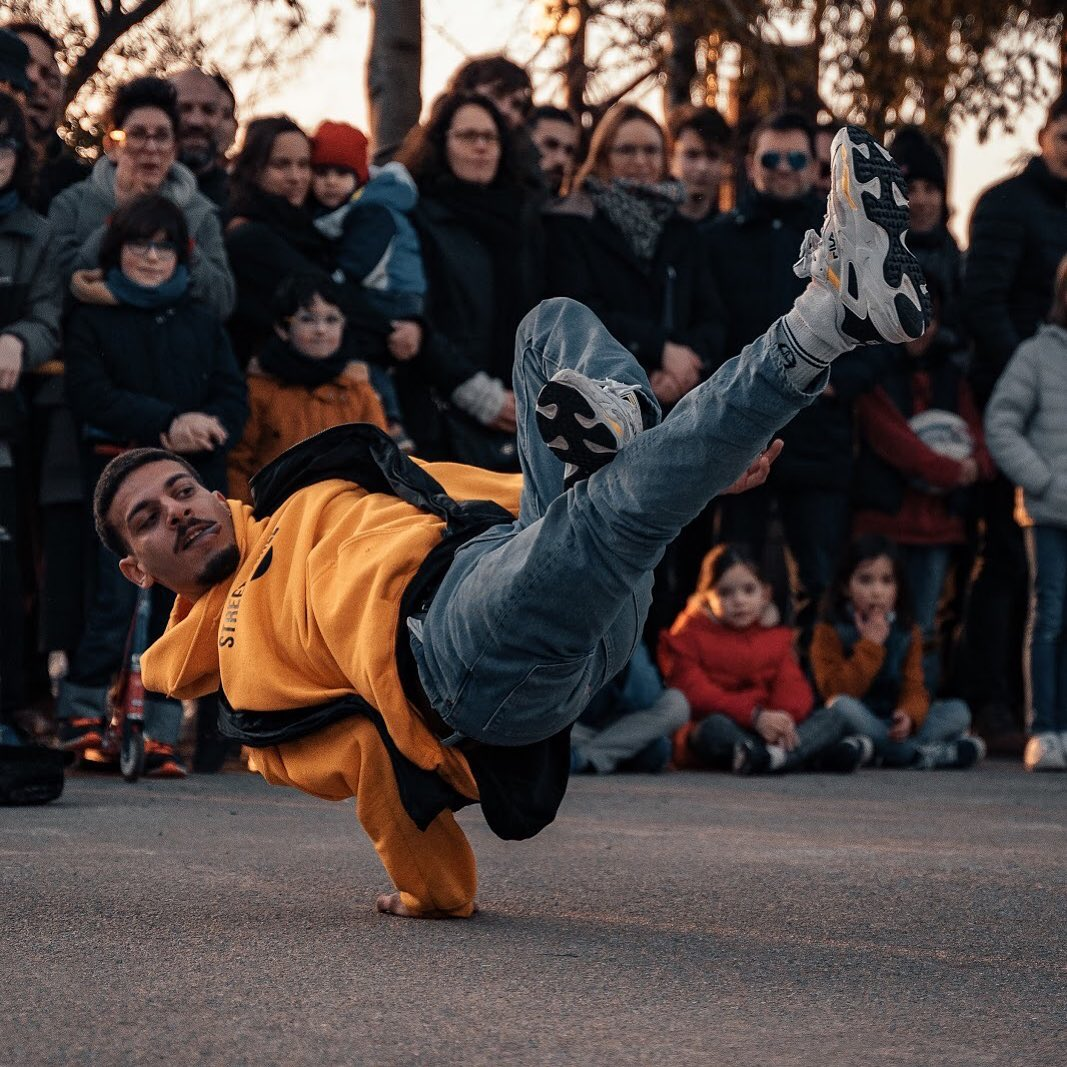 StreetSmile spectacle breakdance bordeaux