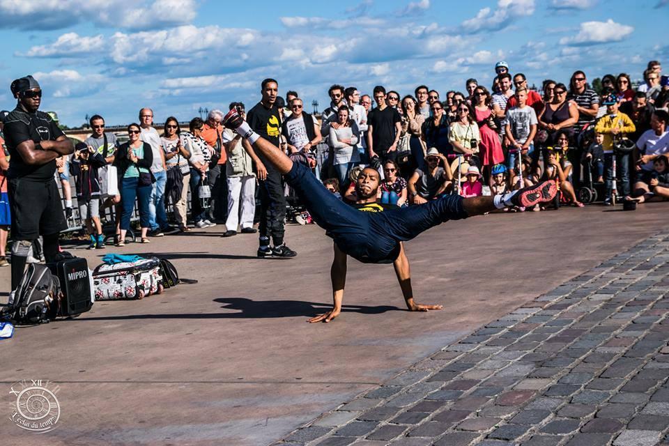 StreetSmile Show breakdance Bordeaux