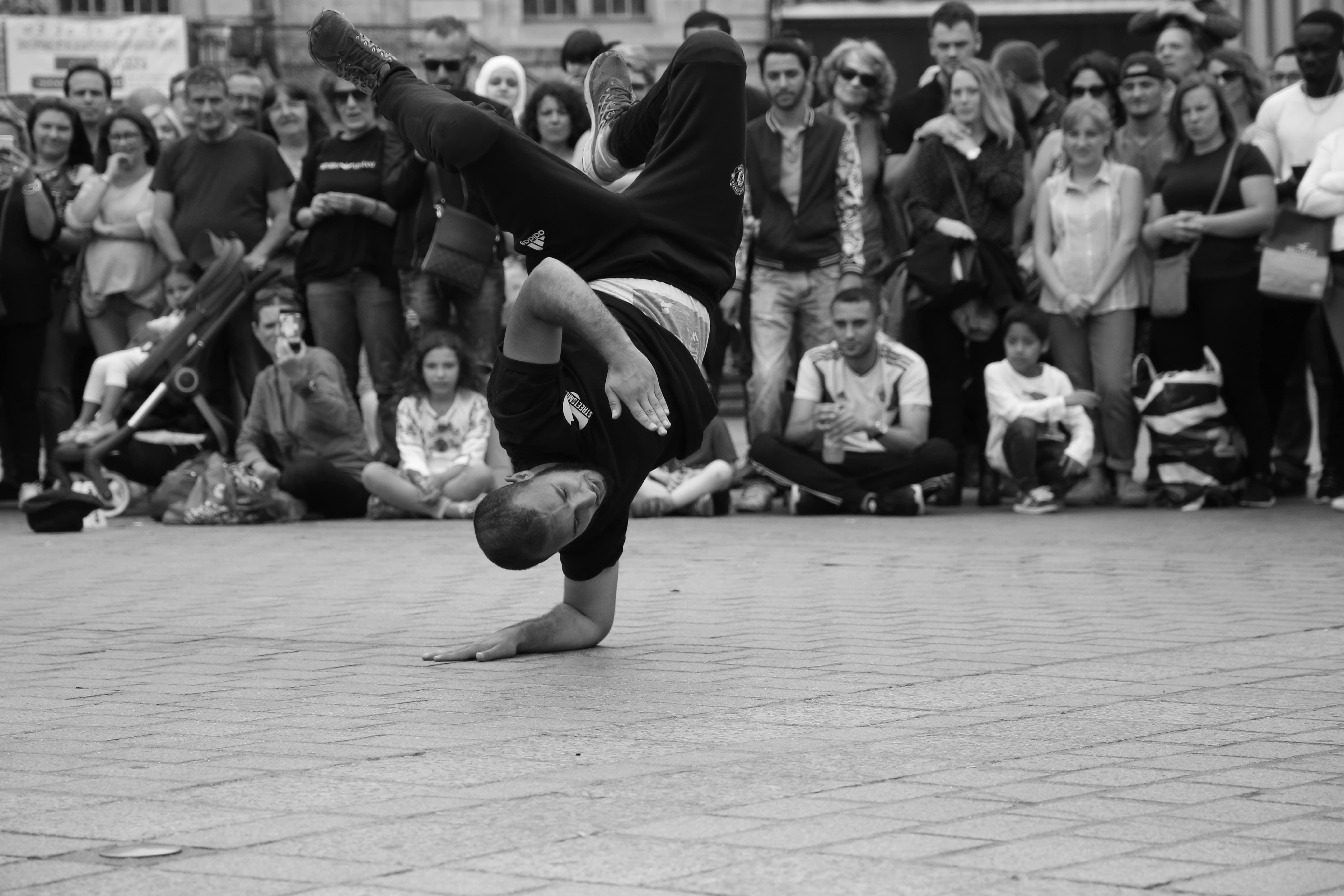 Show Breakdance pour événement à Lille - StreetSmile