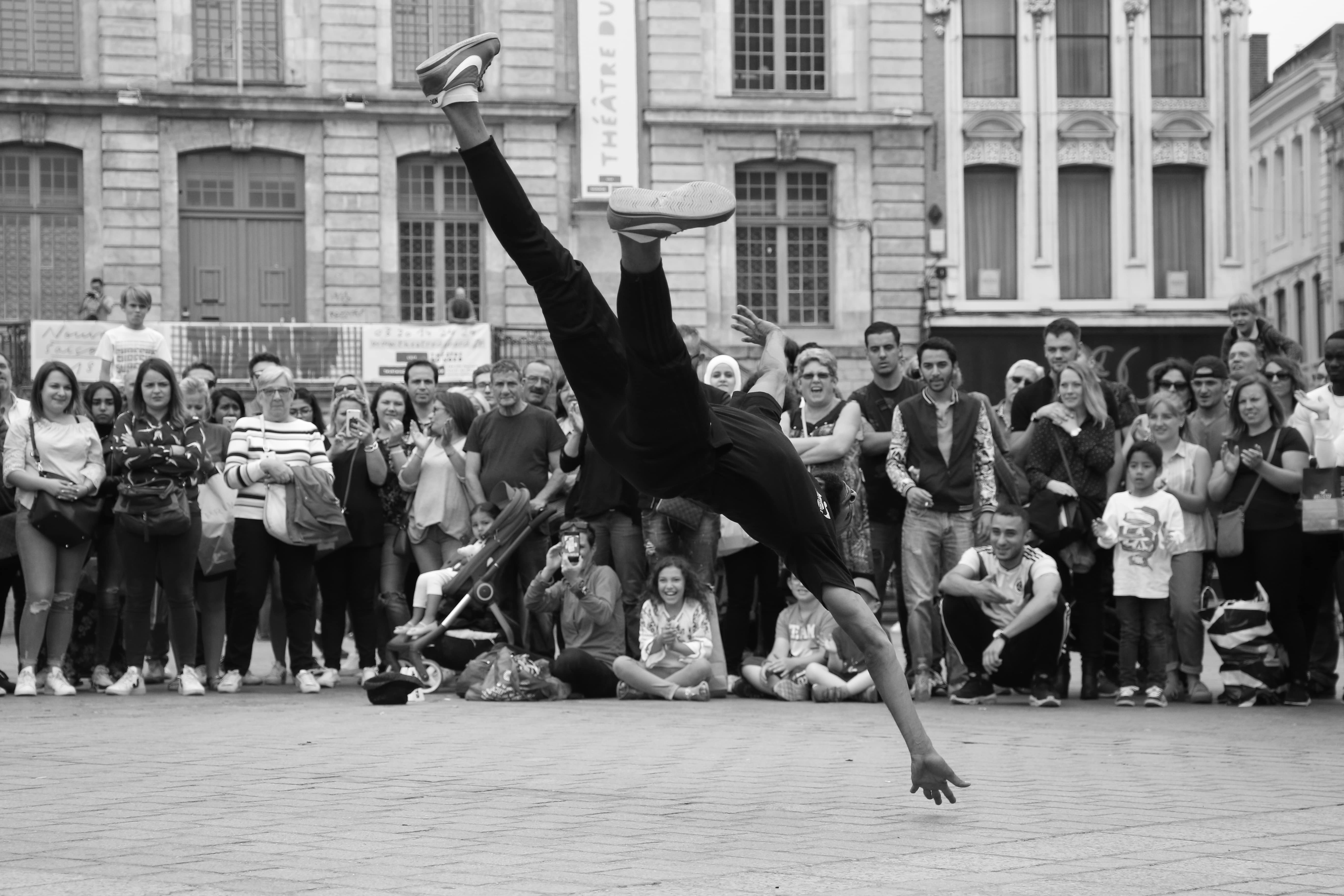 Breakdance spectacle france - Streetsmile