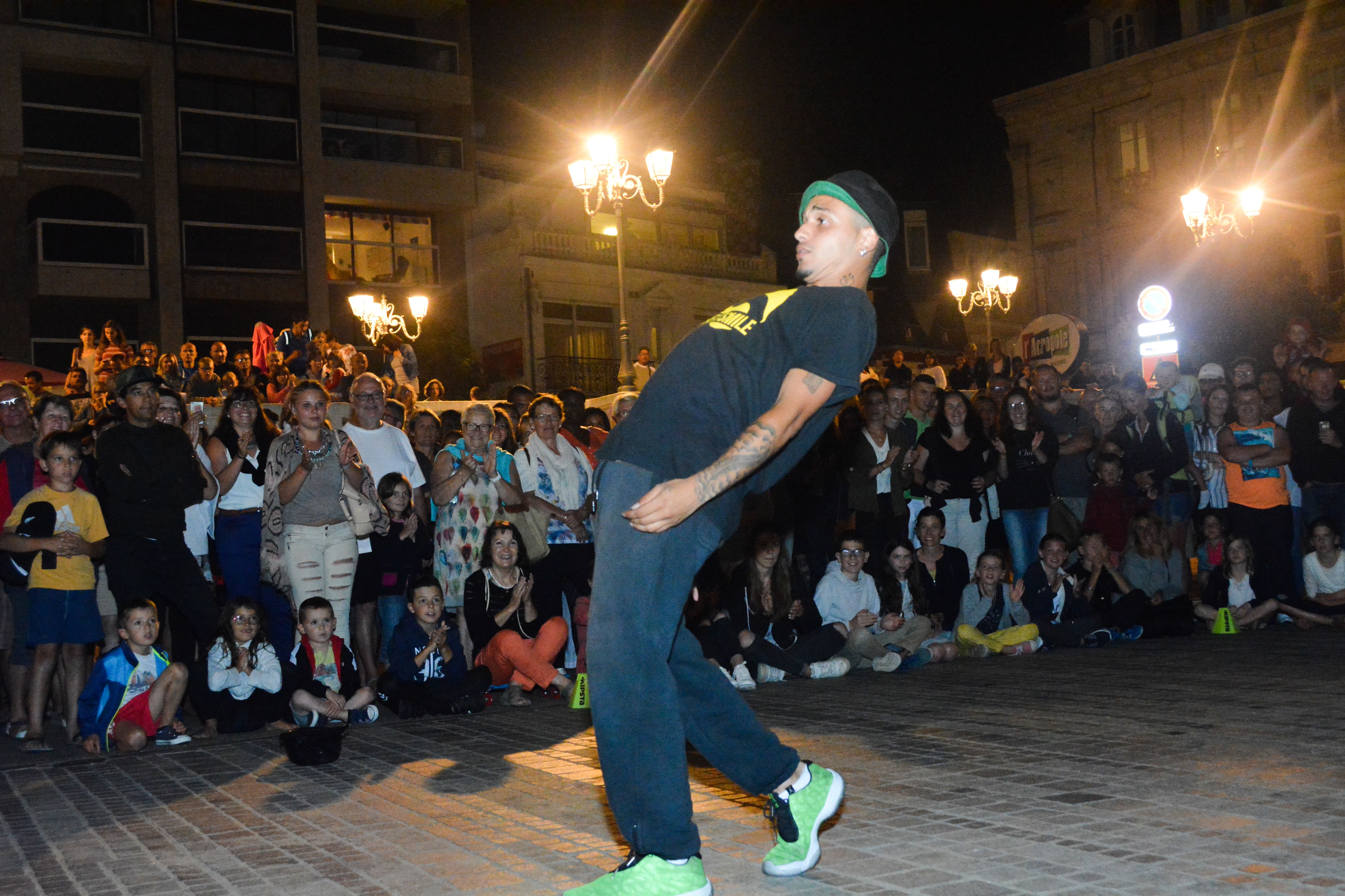 spectacle hiphop festival - Streetsmile