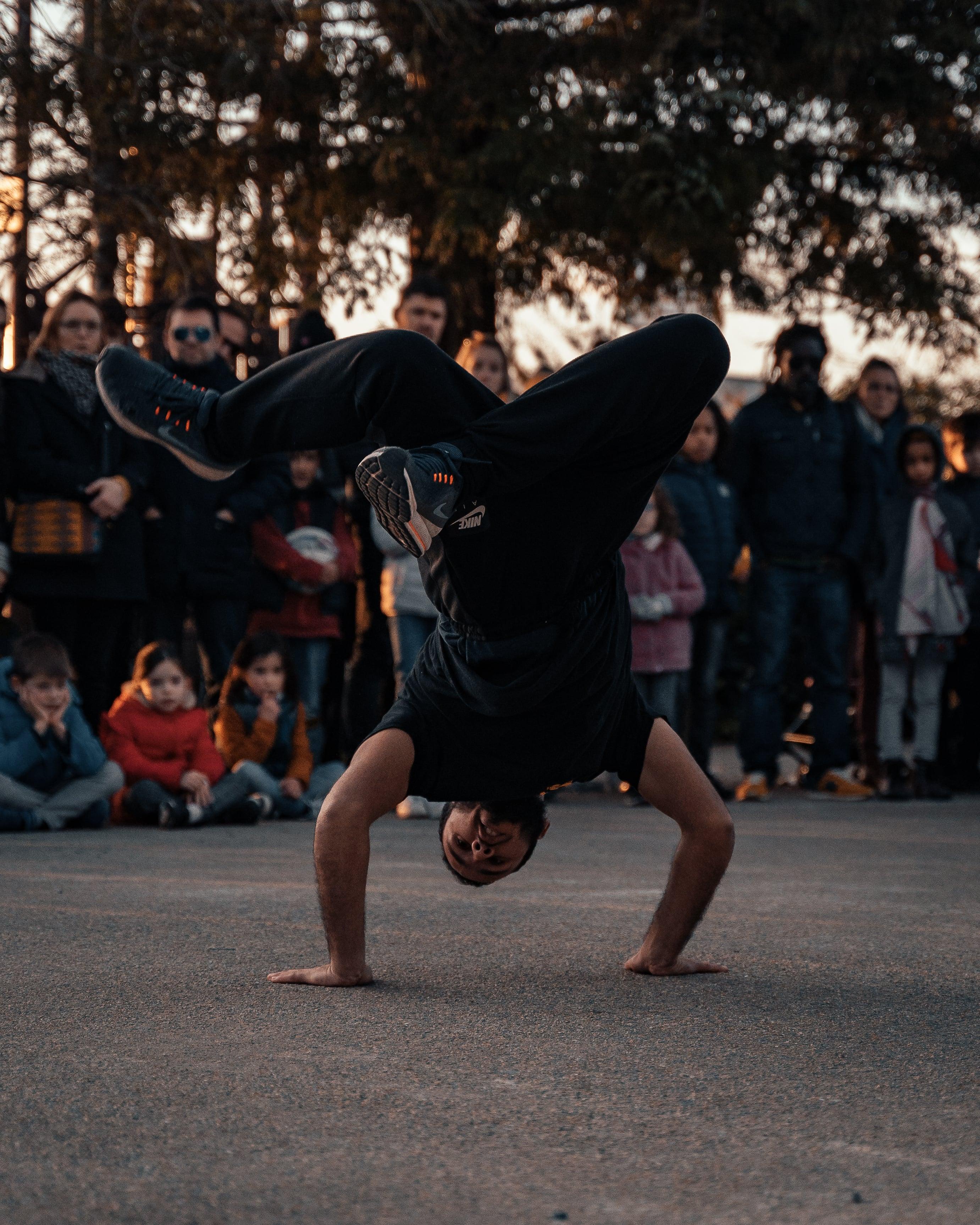 événementiel troupe danseur breakdance professionnel - Streetsmile