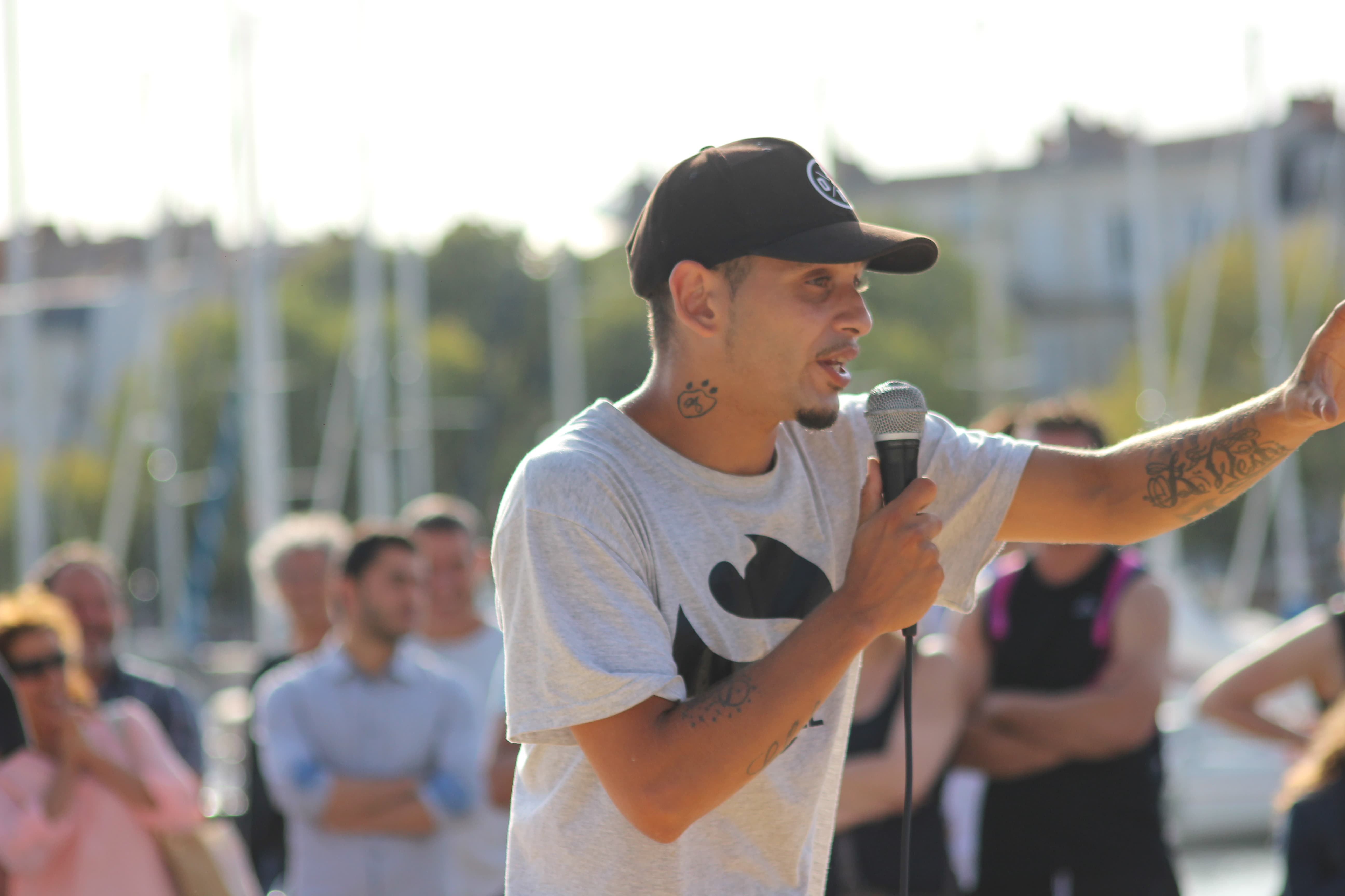 Streetmarketing innovant avec show breakdance - Nantes