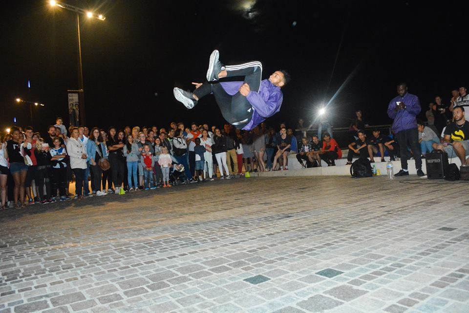 spectacle et animation Breakdance sur mesure