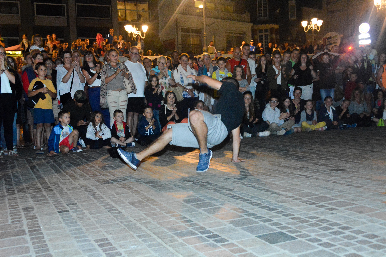 Réserver spectacle breakdance France streetsmile