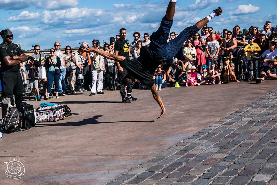 Show hiphop breakdance pour événement - Streetsmile