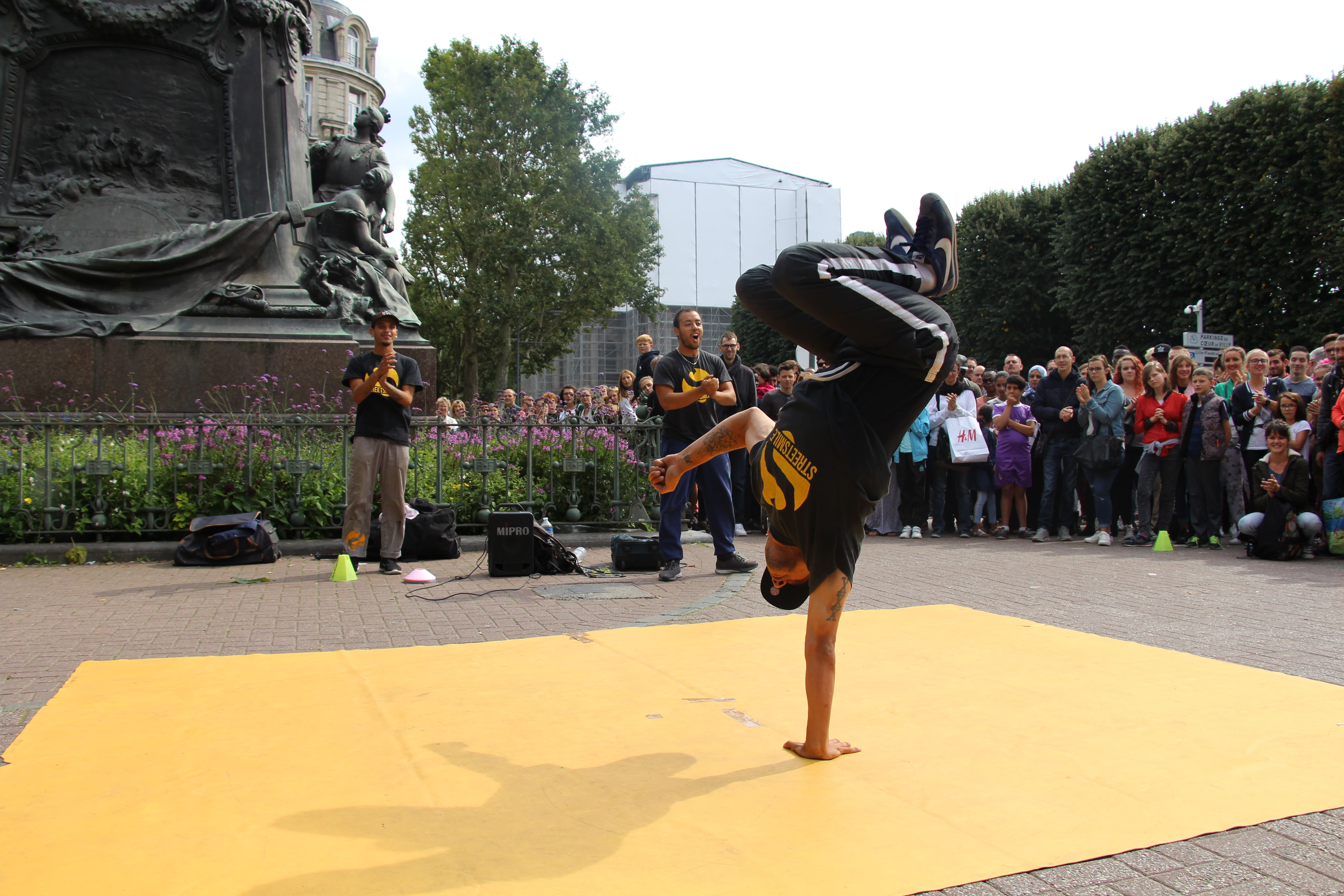 booking spectacle hiphop breakdance