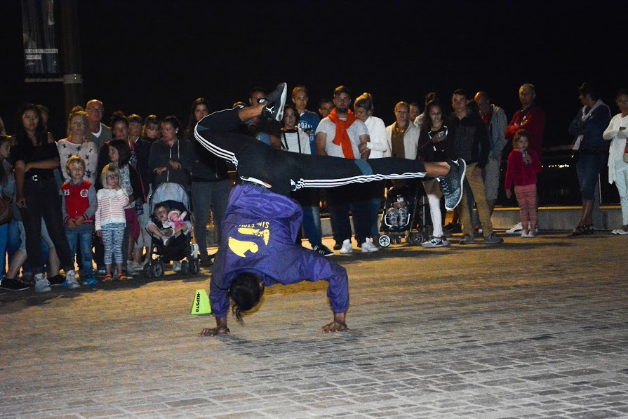spectacle streetdance hiphop France - Streetsmile