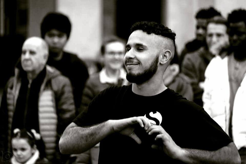 danseur hiphop breakdance - streetsmile