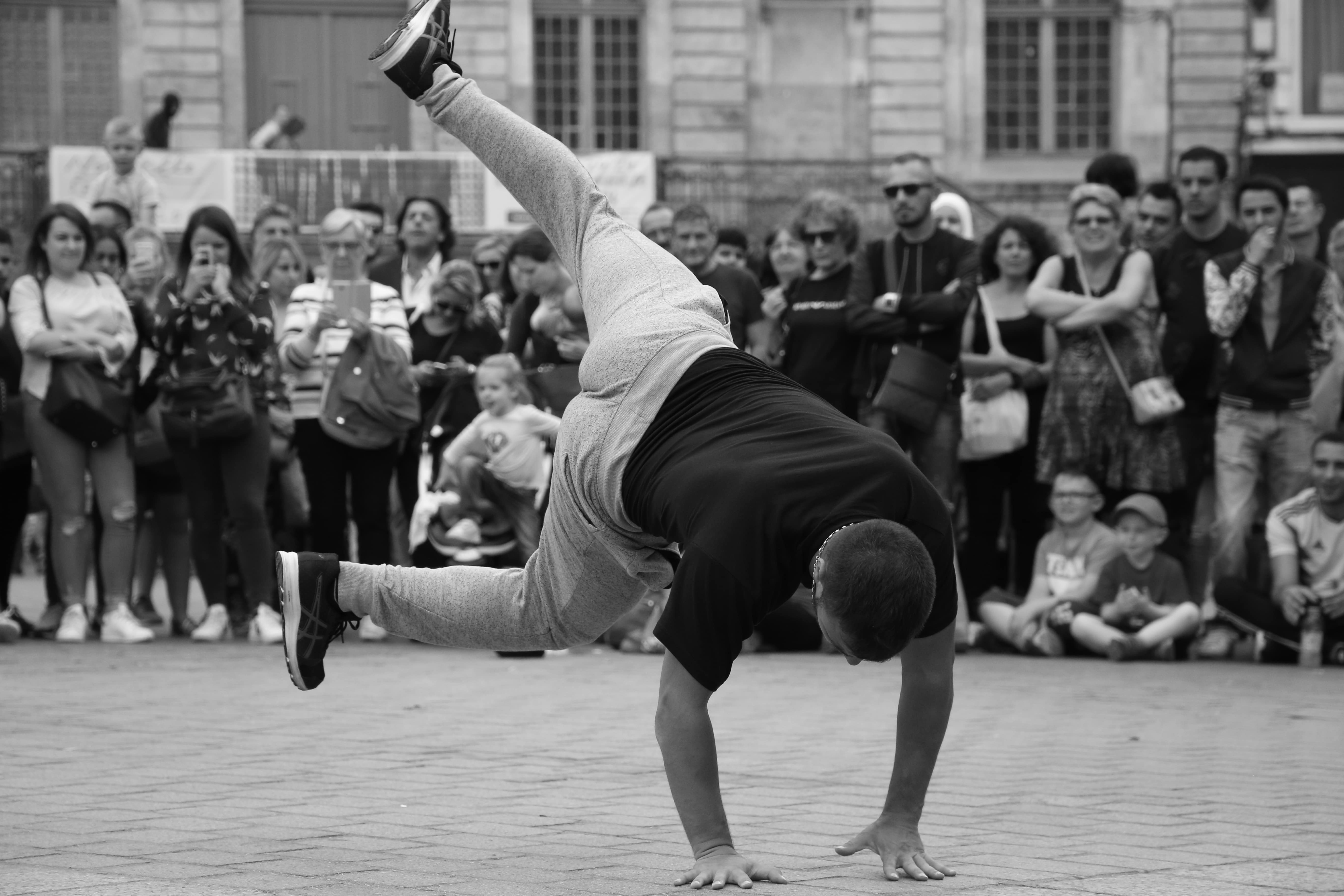 Show hiphop France - Streetsmile