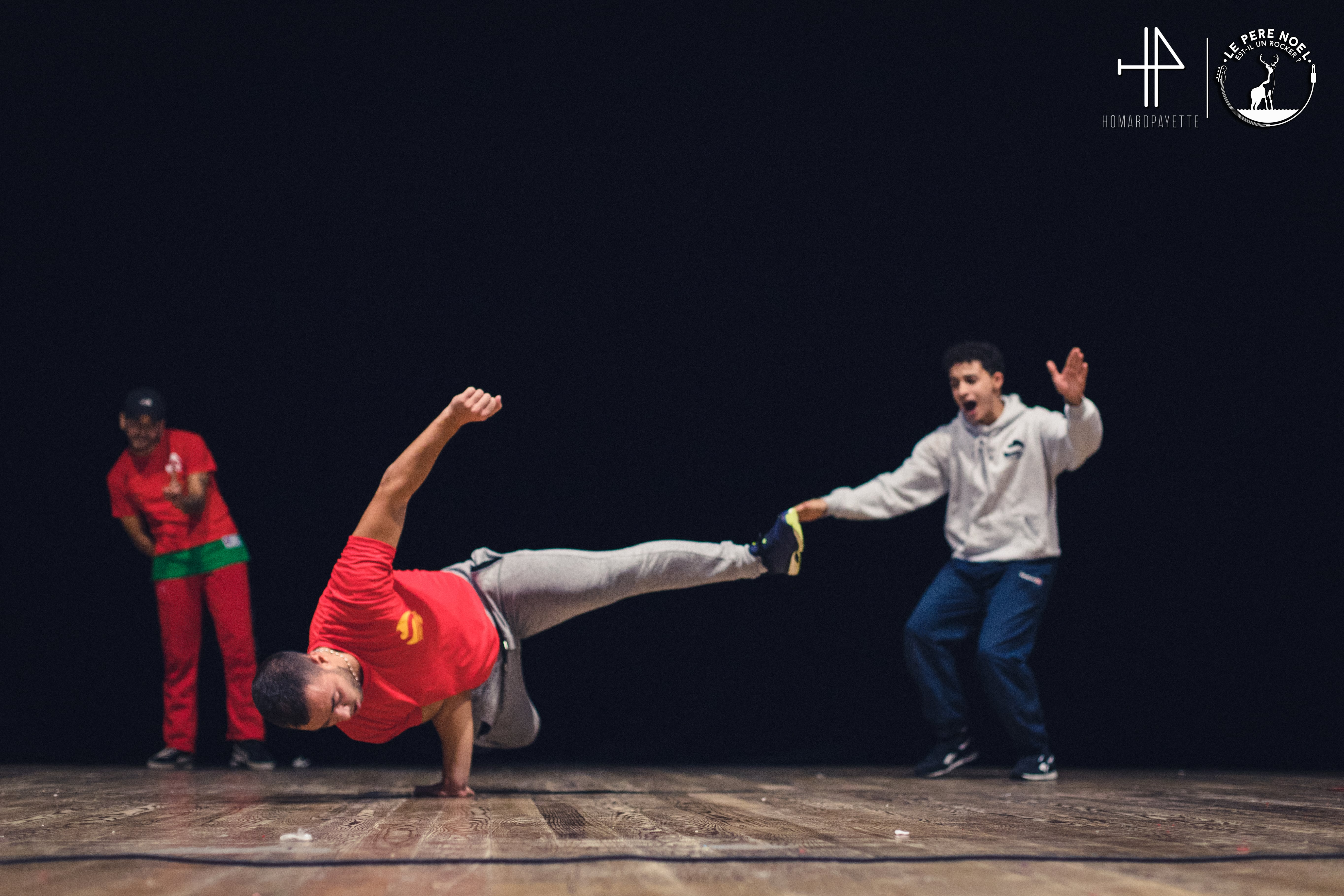 Compagnie danseur professionnel - Streetsmile